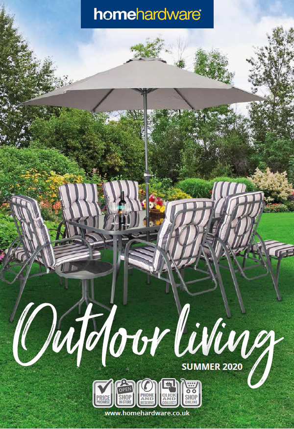 Outdoor Living Catalogue, Patio Furniture Home Hardware